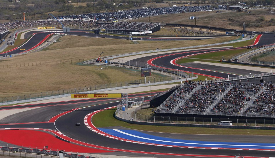 F1 US Grand Prix 2012