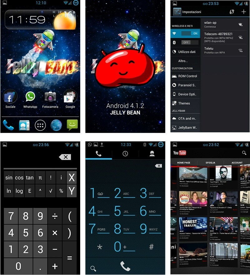 Galaxy S3 I9300 Gets Android 4.2 Jelly Bean Apps With