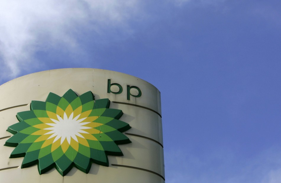 BP's profit triples on higher oil prices and output
