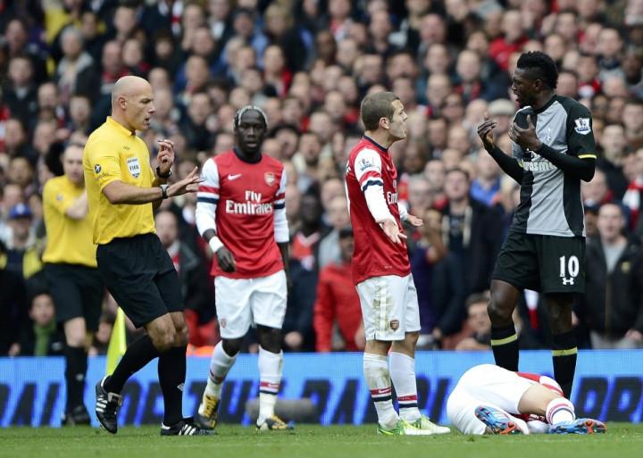 Arsenal v Tottenham Hotspur
