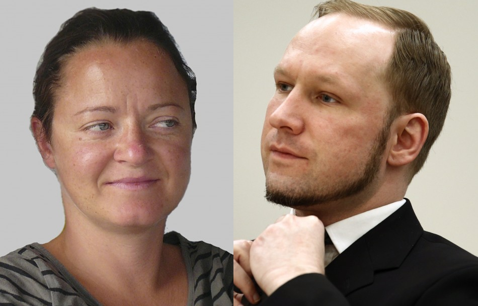 Zschaepe and Breivik