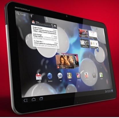Update Motorola Xoom WiFi to Android 4.1.2 CM10 Final Jelly Bean Custom Firmware