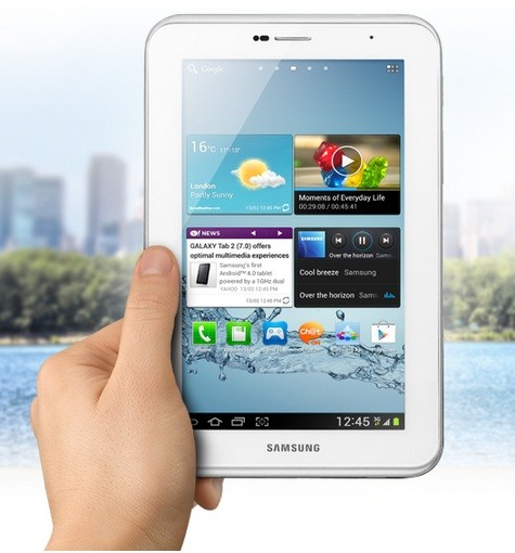 Android 4.1.2 CM10 Custom ROM Arrives on Samsung Galaxy Tab 2 7.0 [How to Install]