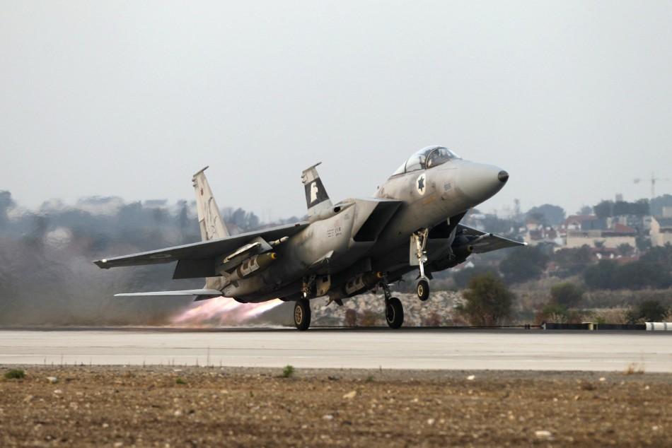 F15-E fighter jet