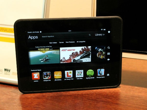 Kindle Fire HD Review [VIDEO]