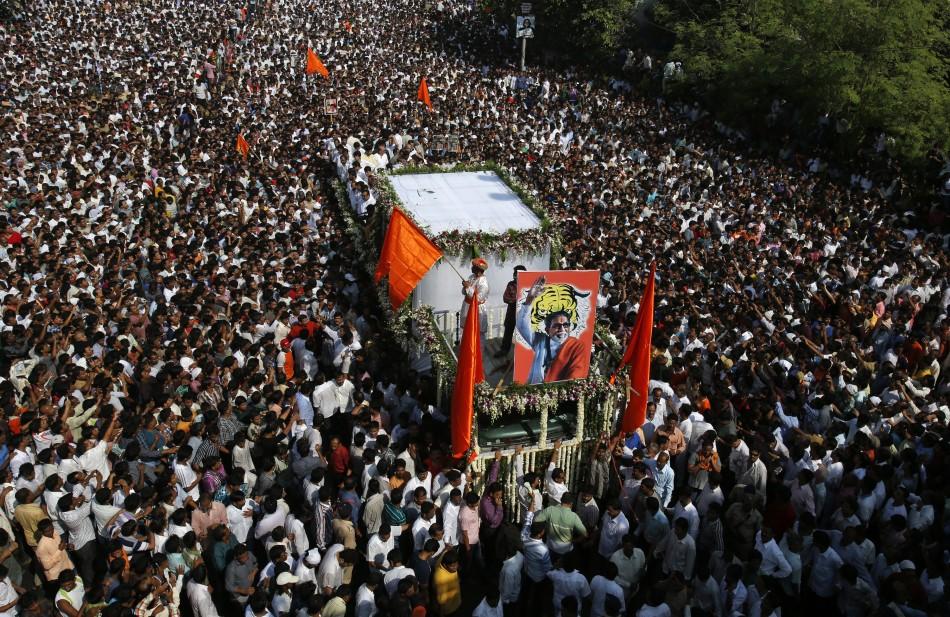 Bal Thackeray Mumbai