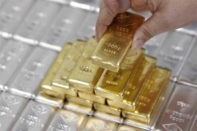 Gold, silver and other precious metals soar