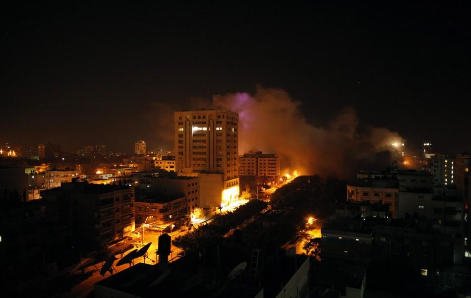 Israel Gaza crisis