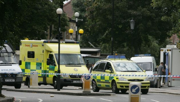 Paramedics were called to an address in Ketley, Telford (Reuters)
