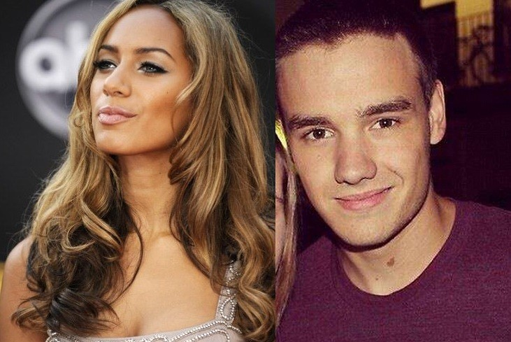 Leona Lewis and Liam Payne