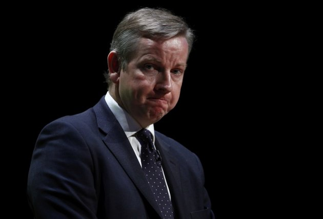Education Secretary Michael Gove reportedly said a study had downplayed the abuse of white girls by groups of Asian men (Reuters)