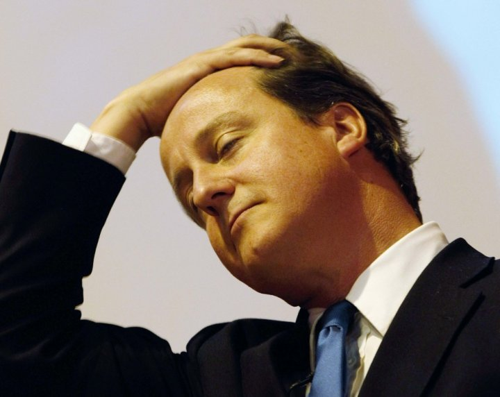 Euro headache for Cameron
