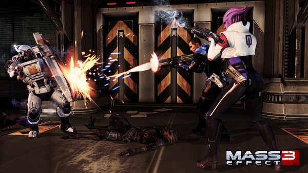 'Mass Effect 3' Omega DLC: File Size, Release Date and More Screenshots Revealed [SPOILERS]
