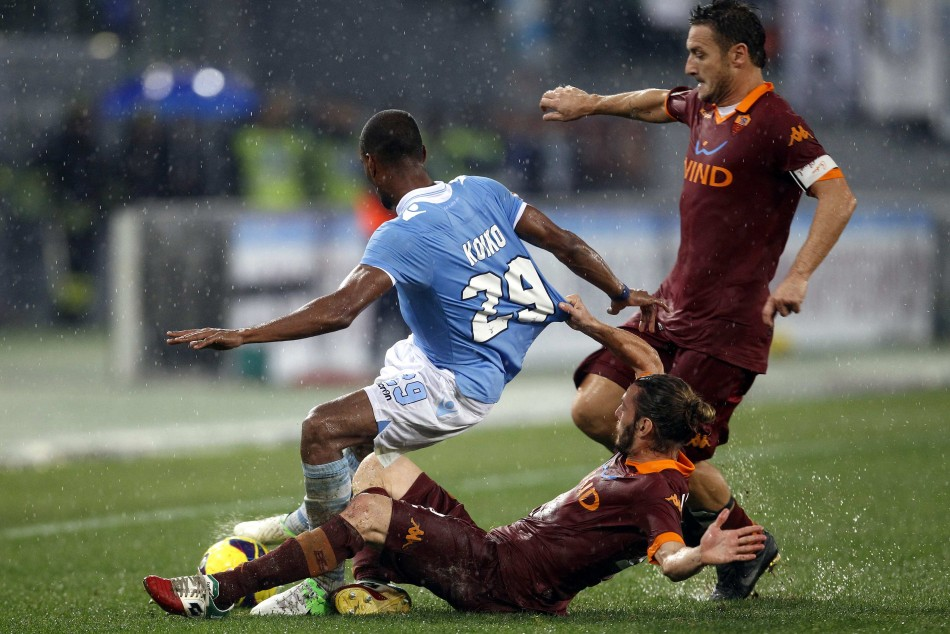 AS Roma v Lazio