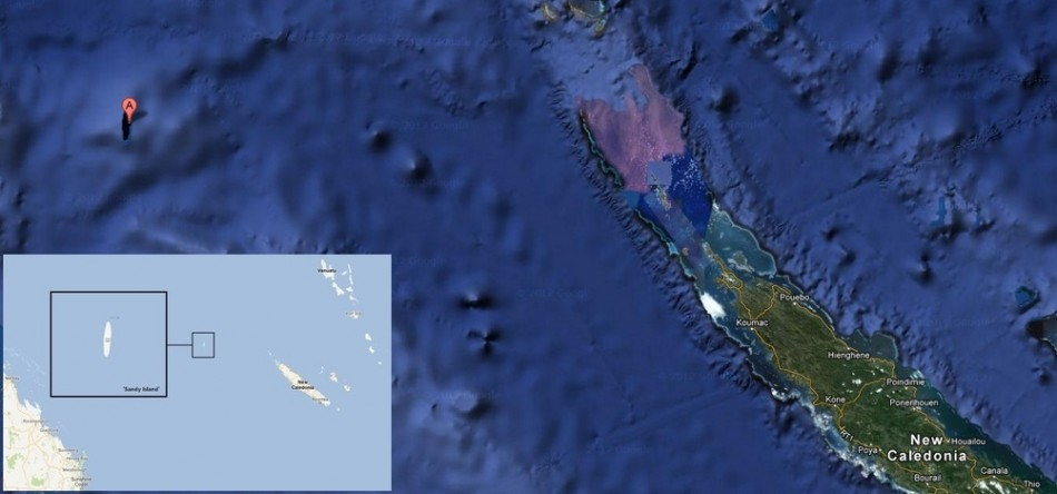 And now it can be told. The hoax that is the Sandy Island off the South Pacific really never actually existed.