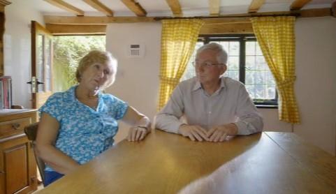 Pamela and David Gray