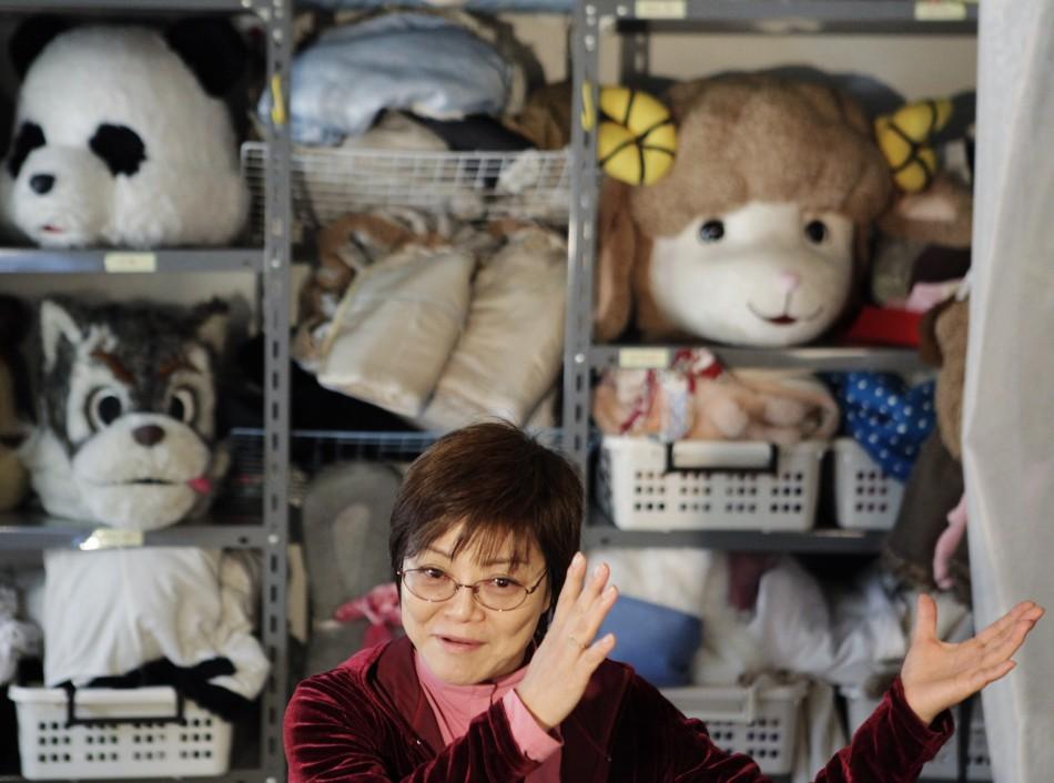 Teacher Choko Oohira