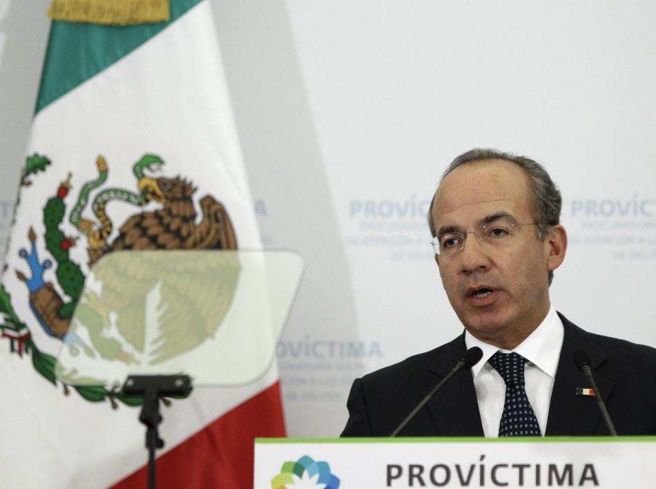 Mexico was given its name of Estados Unidos Mexicanos in the 19th century (Reuters)