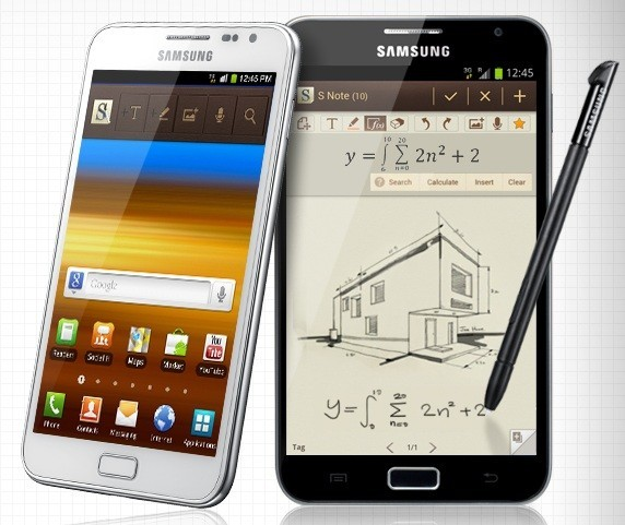 Android 4.1.2 XXLSA Firmware Leaked for Samsung Galaxy Note [How to Install]