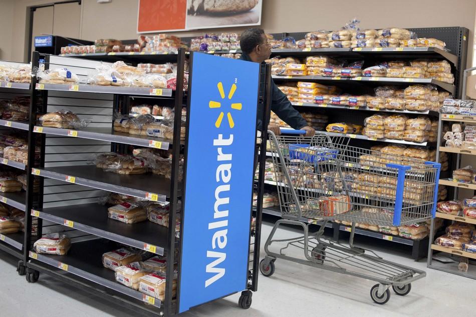 Walmart store in Virginia Beach
