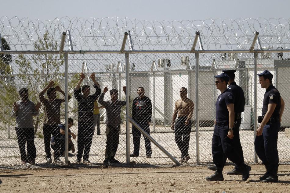 Greece Immigrants