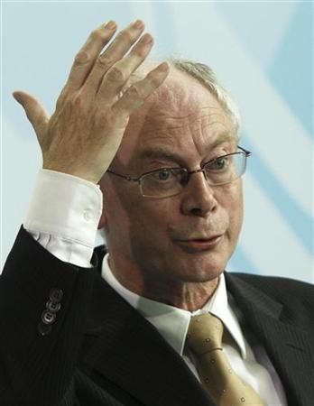European Council President Van Rompuy