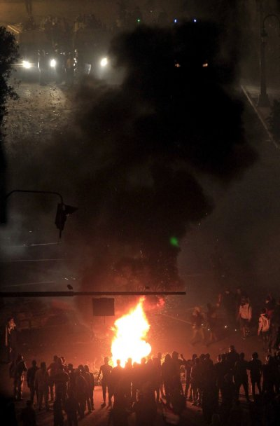 Anti-Mursi protests in Cairo
