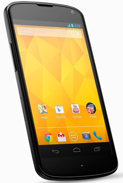 Nexus 4 Replacement Wishlist: Key Lime Pie, $200 Price Tag, 2GHz Quad-Core, LTE Radio Signal, White-Wrapped Smartphone