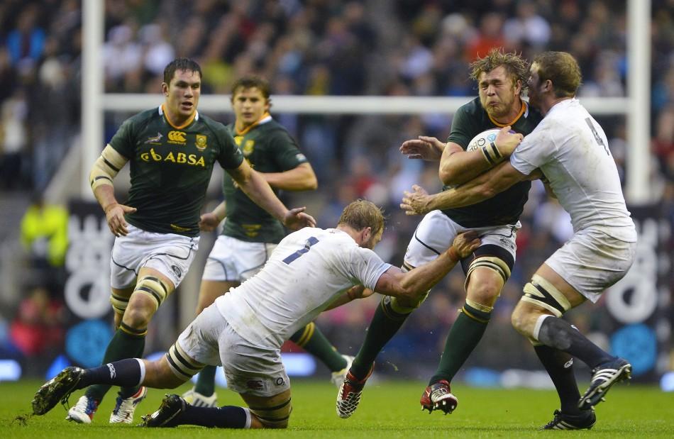 England-South Africa