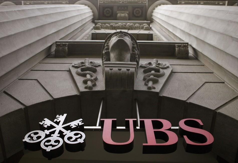Logo of Swiss bank UBS