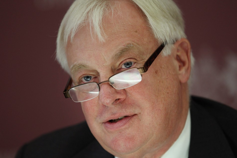 BBC Trust Chairman Lord Patten faces a grilling from MPs (Reuters)
