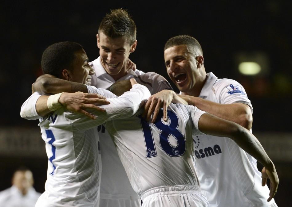 Spurs Celebration