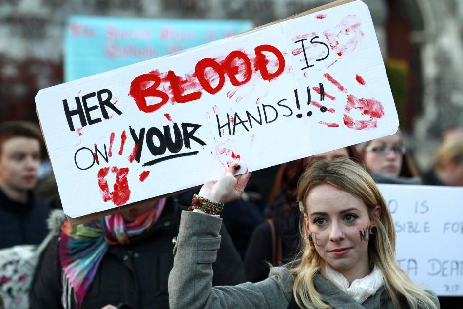 Abortion law Ireland