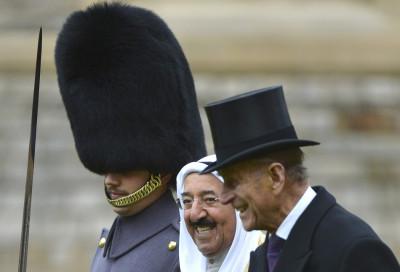 Sheikh Sabah al-Ahmad al-Sabah, Prince Philip