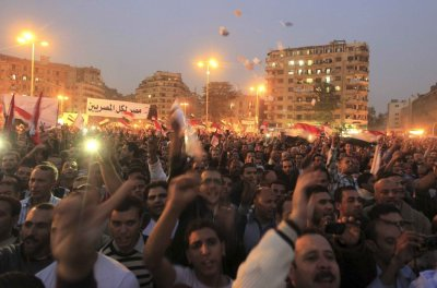 Anti-Mursi protests in Egypt