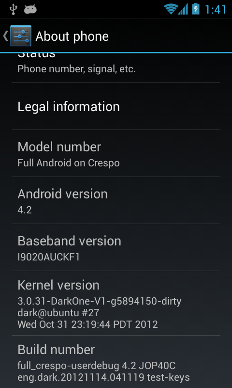 Nexus S Gets Android 4.2 Jelly Bean Firmware Unofficially [How to Install]