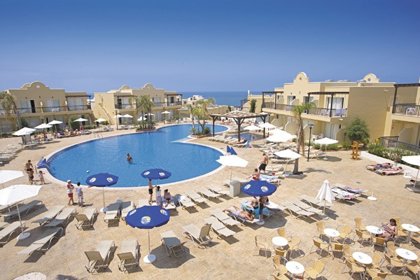 Tourist destination in Paphos, Cyprus