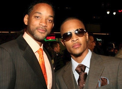 Will Smith and T.I.