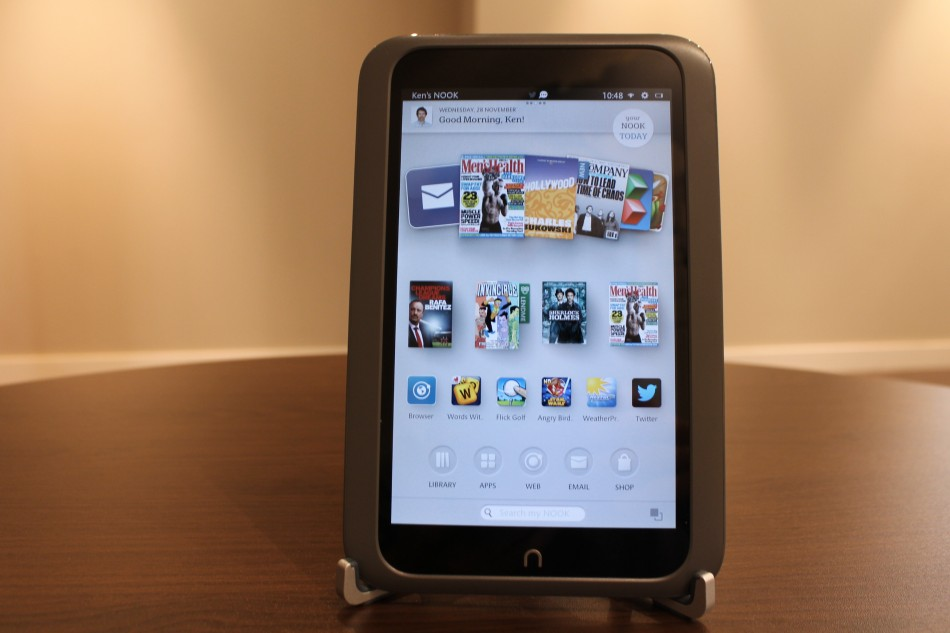 Barnes & Noble Nook HD