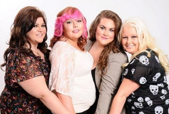 Britain's Biggest Beauty Queens