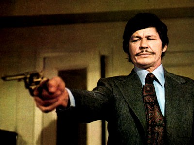 1974's Death Wish was a film which epitomised violence identified with New York's