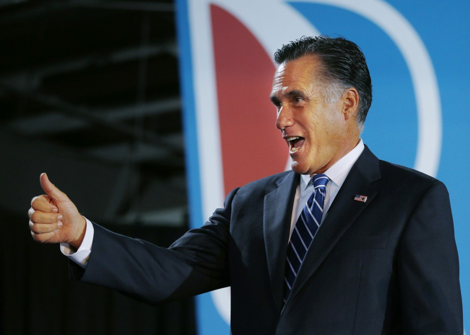 "GQ said voting for Romney ""is like hooking up with the last single person at the bar at 4 a.m"" (Reuters)"