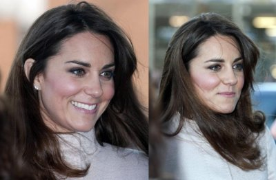 Kate Middleton gets New Hairdo