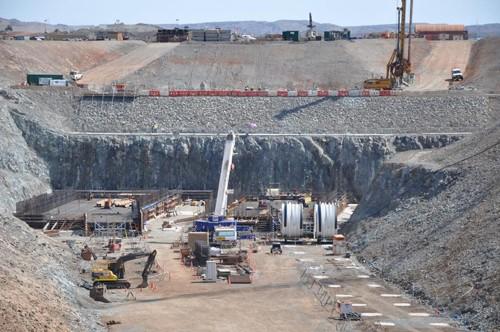 Rio Tinto's Pilbara facility