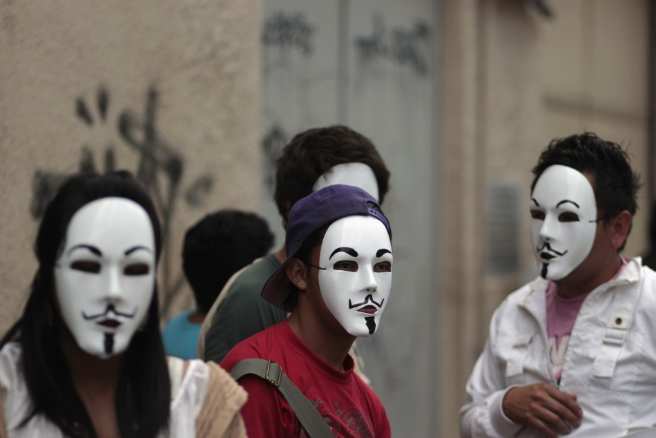 Anonymous Global