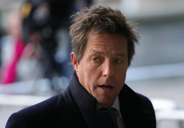Hugh Grant has been a high profile campaigner on press intrusion (Reuters)