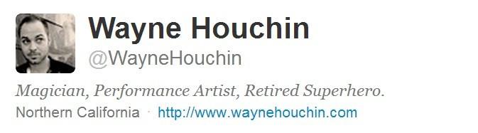 Wayne Houchin
