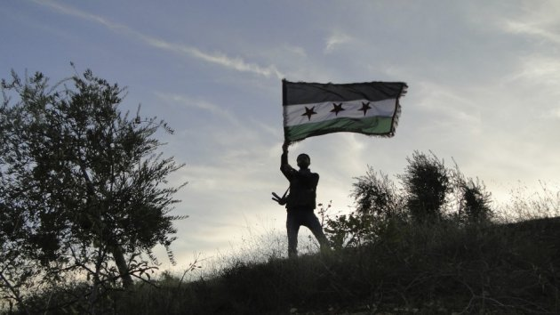 Syria Internet Shut Off