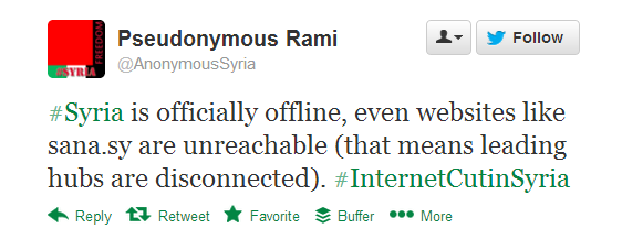 INternetCutinSyria