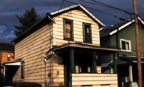 Thomas Hose's house